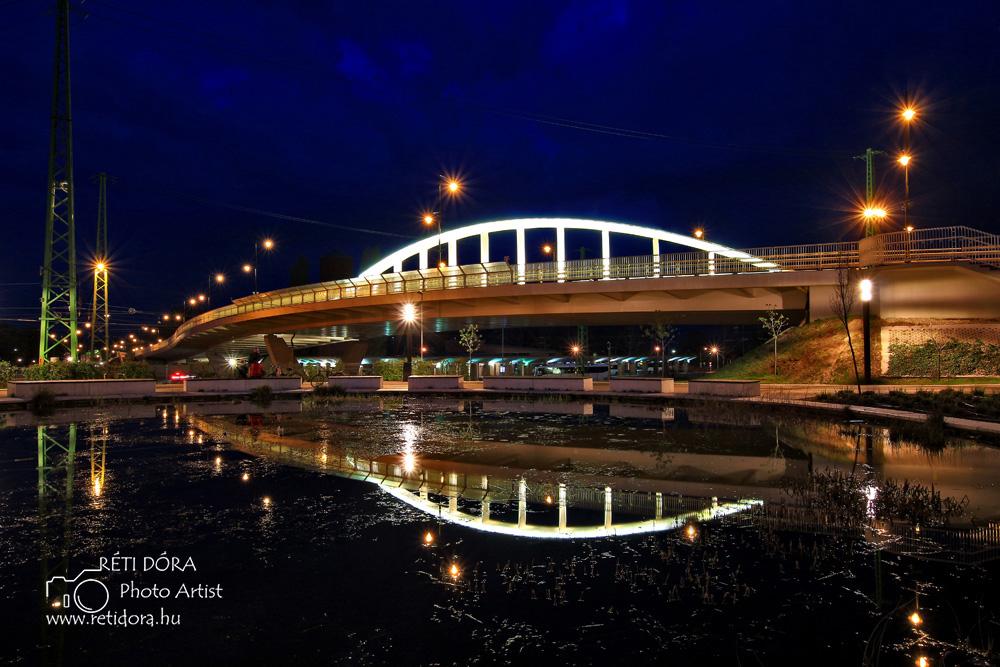 Közvilágítás - ipari fotózás - Réti Dóra